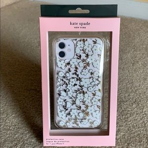 Kate Spade protective case for iPhone 11
